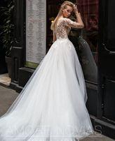 Шикарное свадебное платье трансформер
