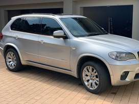 BMW X5. 3.0 D, fully loaded, MSport, Sunroof, excellent condition