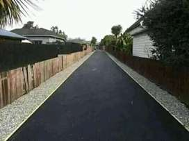 Tar , Driveways and Paving