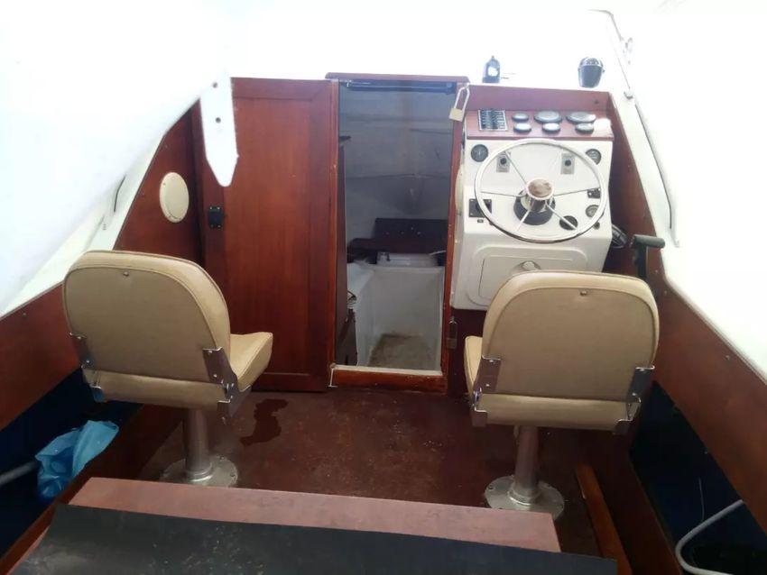 Motor i z noga za barke 0