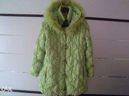 Куртка-пальто зима-осень S-M рост- 140-158 см.