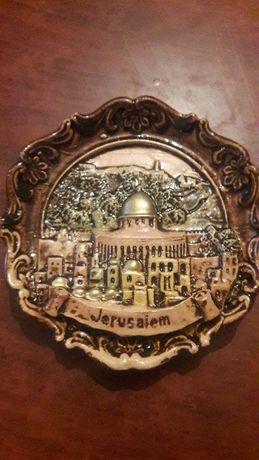 Декоративная тарелочка (с креплением на стену) Киев - изображение 1