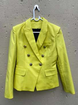 Blazer - Yellow - New