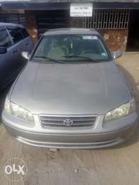 Clean Toyota Camry 2001 Droplite Manual 0