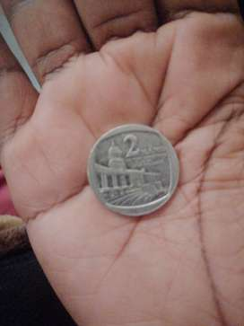 100 year anniversary union building R2 coin