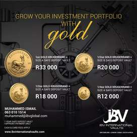 IBV GOLD AND VAULTS