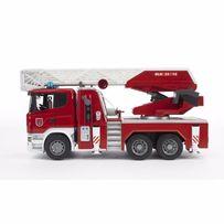 Игрушка BRUDER Брудер Пожарная машина SCANIA(03590)