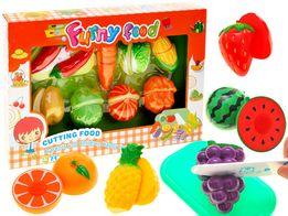 Owoce do krojenia + deska i nóż Z1725
