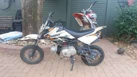 90 cc big boy dirt bike