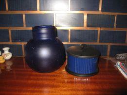 ваза и шкатулка
