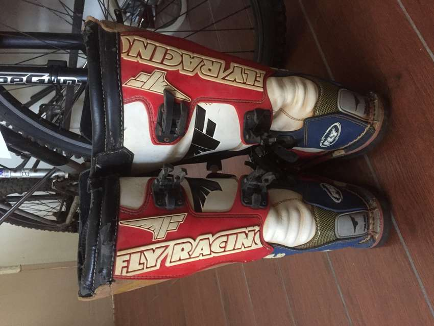 fly racing boots 0