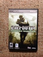 Call of duty 4, 2008, Mac, Macintosh , сетевая игра