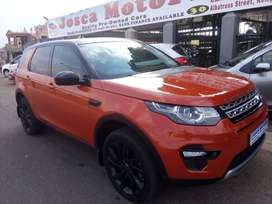 2016 Land Rover Discovery Sport 2.2 SD4 HSE Luxury AT