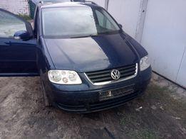 Запчасти Volkswagen Caddy Touran 1.9 2.0 sdi tdi дизель