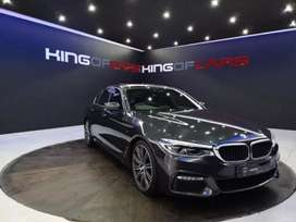 2018 BMW 5 Series 530d M Sport For Sale