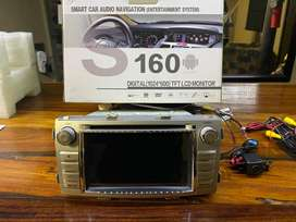 Radio Andriod M143 for Hilux 2011-