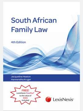 South African Family Law 4th edition