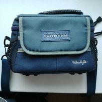 Solidna i pojemna torba fotograficzna Cullmann