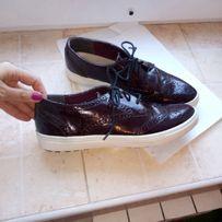 Туфли Tamaris лоферы оксфорды 26,5