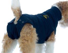 Koszulka medyczna pooperacyjna dla psa, zastępuje kołnierz, kaftanik.