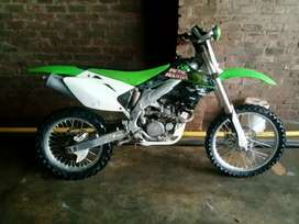Kx450f good looked after