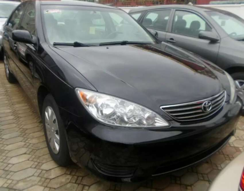 Clean Tokunbo Toyota Camry(big Daddy For Sale 0