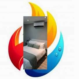 Aircon service repairs installations relocations
