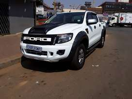 2013 Ford Ranger 2.2 Double Cab