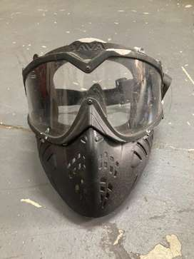 Paint ball face mask