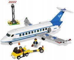 Lego City samolot pasażerski