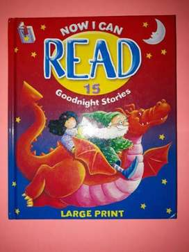 Now I Can Read 15 Goodnight Stories - Brown Watson - Large Print.