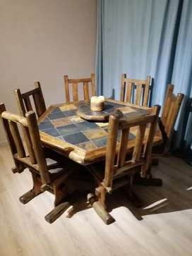 Dinning Table 6 seater