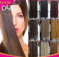 волосы хвост накладной шиньон трессы накладные волосы на заколках чел