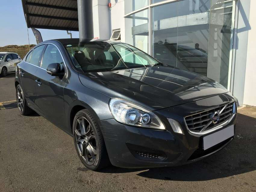 2011 Volvo S60 D3 Geartronic 0