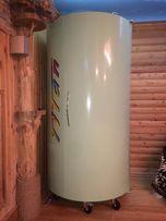Продам вертикальный солярий HELIOTEC TITAN 56 vert pastel