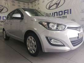 Prime Stock !!! i20 1.4 Fluid For only R2800pm