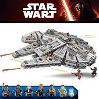 Конструктор Тысячелетний Сокол Star Wars копия Lego
