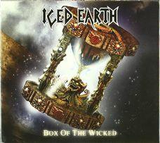 Iced Earth Box Of The Wicked 5CD Folia