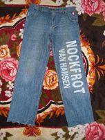 джинсы мужские брюки Италийские