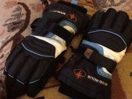Перчатки горнолыжные мужские
