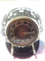 Продам часы хрустальные