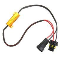 Обманка нагрузочный резистор Canbus для LED ламп H8 H9 H11 HB3 HB4