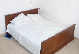 Комплект спальной 2х спальная кровать с матрасом, комод, Шкаф (шифонер