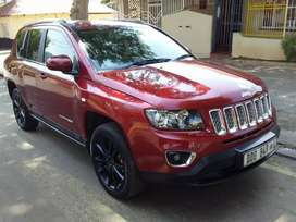 2014 Jeep Compass Limited Automatic 2.0