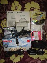 Фотоапарат цифровий Pentax Optio S5i