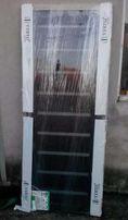 """Деревянная дверь Verto """"Лада-Нова 4.9"""" R80 (с луткой, наличниками)"""