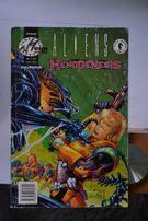 Komiks Aliens Xenogenesis 1/01