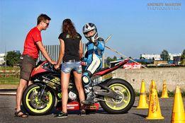 Мотошкола, курсы индивидуального обучения управления мотоциклом!
