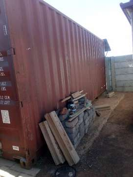 6metre Shipping Container