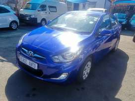 2014 Hyundai accent 1. 6 available for sale